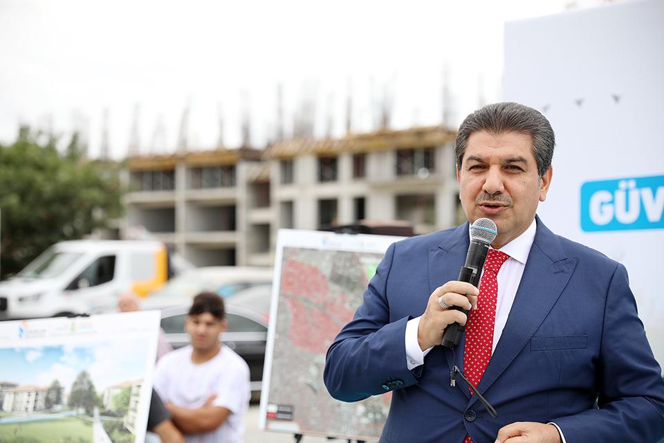 Esenler Belediye Başkanı M. Tevfik Göksu