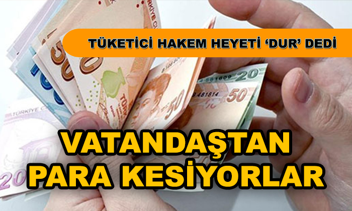 Faizler düşünce vatandaştan para kesmeye başladılar